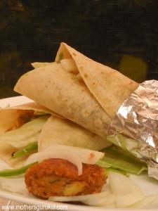 kabab roll 1
