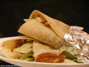kabab roll 2
