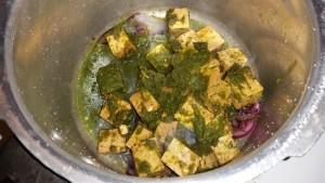 tofu pulao