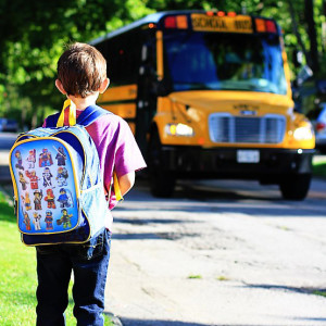 preaparaing your child for the new school year