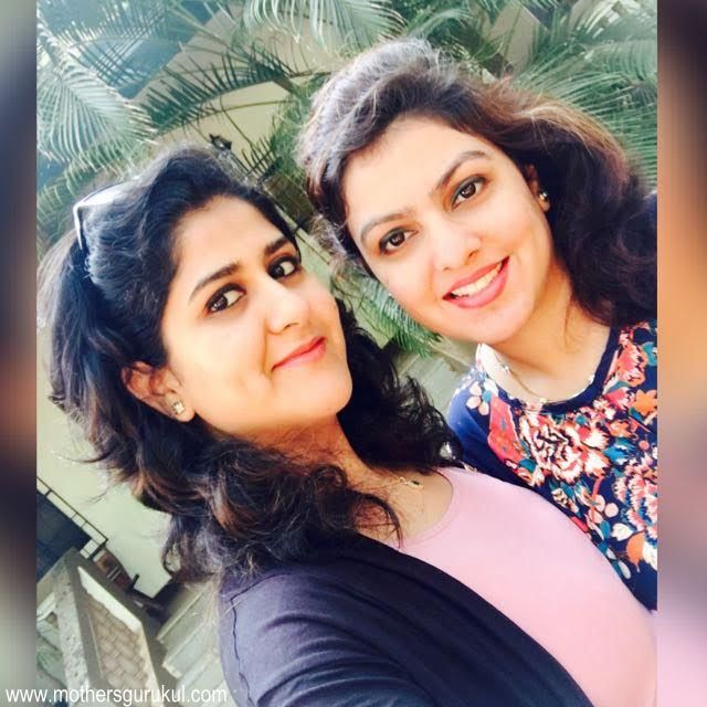Puja and Priyanka team