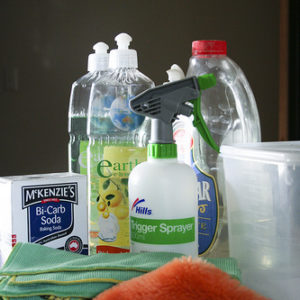 habits for a clean house
