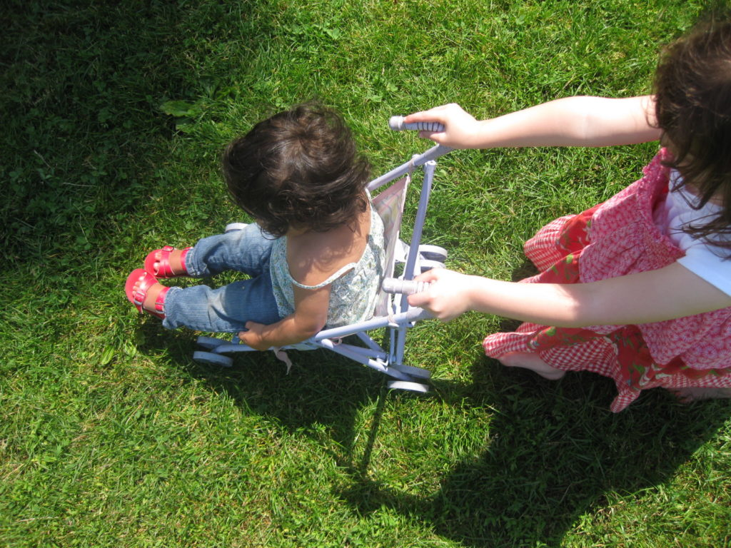 importance of taking infant outdoor
