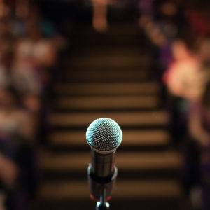 helping kids in dealing with stage fright