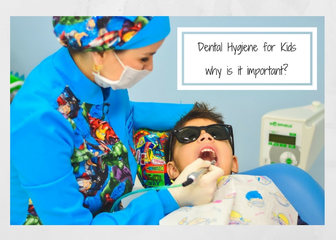 why dental hygiene is important Why is dental hygiene important prevention is better than cure and following a daily hygiene routine will ensure that you have healthy teeth and gums.
