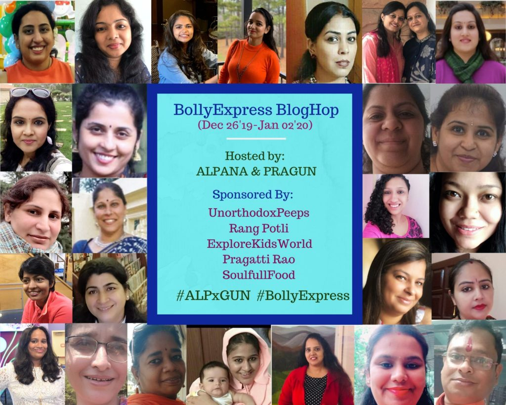 #ALPxGUN BollyExpress Bloghop